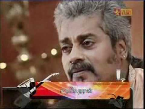 Hariharan Sangeetha Sangamam (part1) video