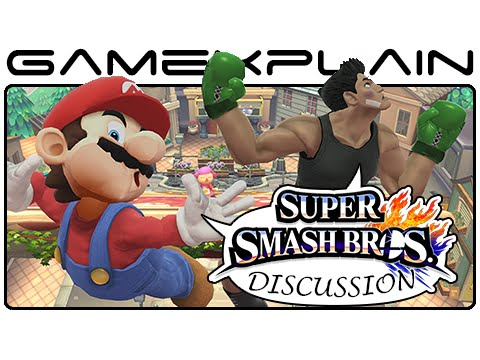 Super Smash Bros Update: Screen K.O., Robin's Attacks, & Lucina a Clone? - Discussion (Wii U, 3DS)
