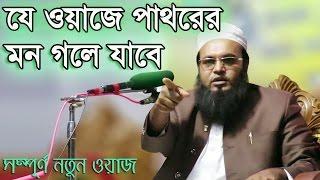 Amzad Hossain Ashrafi bangla waz 2017 | Je Waz e Pathorer Hridoy Kepe Othe bangla new waz 2017