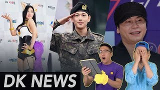 YG B.I UPDATE / Johyun Outfit Controversy / Siwan Preferential Treatment? [DK NEWS]