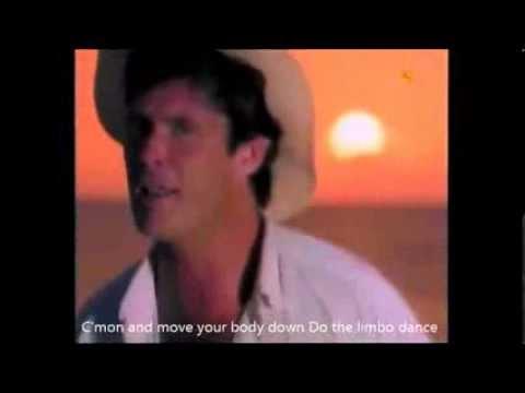 David Hasselhoff - Do The Limbo Dance +Lyrics