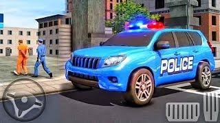 US Police Hummer Car Quad Bike Police - Driving Simulator - Best Android Gameplay #2