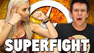 Jessica Nigri Superfight!!