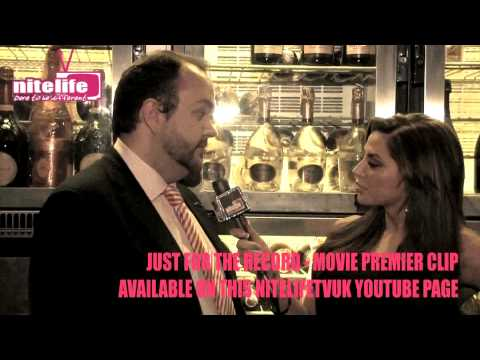 Nitelifetv Presented By Louise Glover Interviews Johnathan Sothcott (black And Blue Films).mp4 video