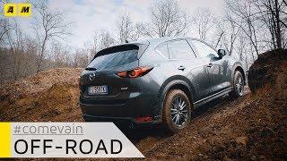 Mazda CX-5, Come va in... Fuoristrada [video]