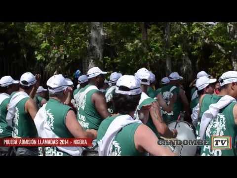 Nigeria - Prueba de Admisión Llamadas 2014 - Candombe TV