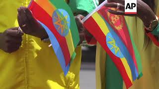 Eritrean delegation arrives in Ethiopia for peace talks