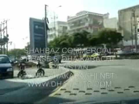 SHAHBAZ COMMERCIAL AREA, PHASE 6,DEFENCE HOUSING AUTHORITY,DHA, KARACHI, PAKISTAN.