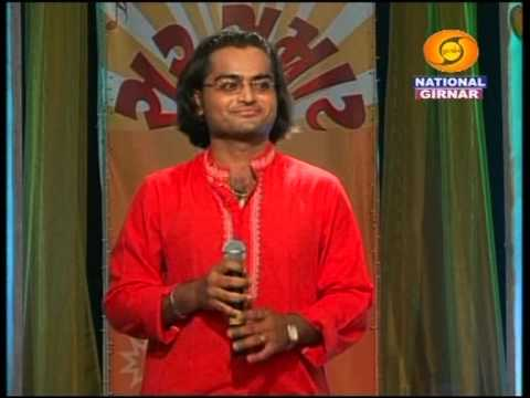 Mor Bani Thangat Kare(well Known Gujarati Folk Song) Superbly Sung By Vikram Labadiya video