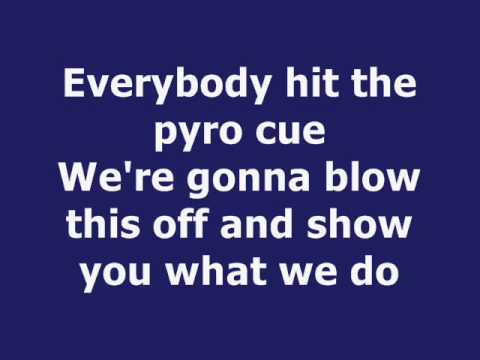 Party Poison - My Chemical Romance - Lyrics
