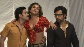 The Dirty Picture Poster   Making   Vidya Balan's Hot Photoshoot !!! bipin369 !!!
