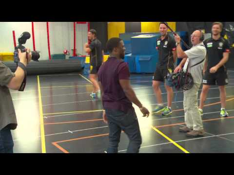 Ride Along Australian Tour with Kevin Hart - Day 2