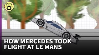 Why the Mercedes CLRs kept taking off at Le Mans 1999 - Chain Bear explains