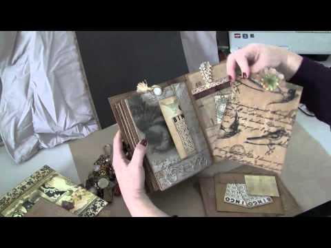 Kathy Orta Paper Bag Mini (Part Two)