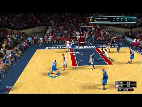NBA 2K13 - My Career Part 3
