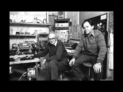 David Hubel and Torsten Wiesel 1981 Nobel Prize