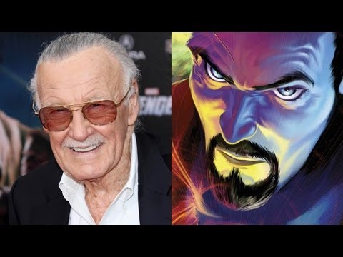 http://bit.ly/clevvermovies - Click to Subscribe! http://Facebook.com/ClevverMovies - Become a Fan! http://Twitter.com/ClevverMovies - Follow Us! Stan Lee confirms...we will see a Doctor Strange...