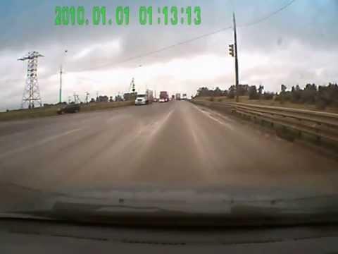 ДТП Калуга-Тула 27/07/2013
