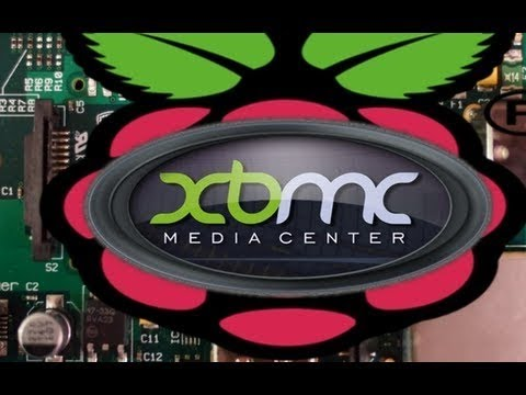 [1080p]How to install XBMC on Raspberry Pi. And play HD videos!
