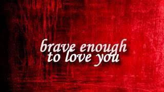 Lindsey Stirling ft. Christina Perri | Brave Enough | Lyrics