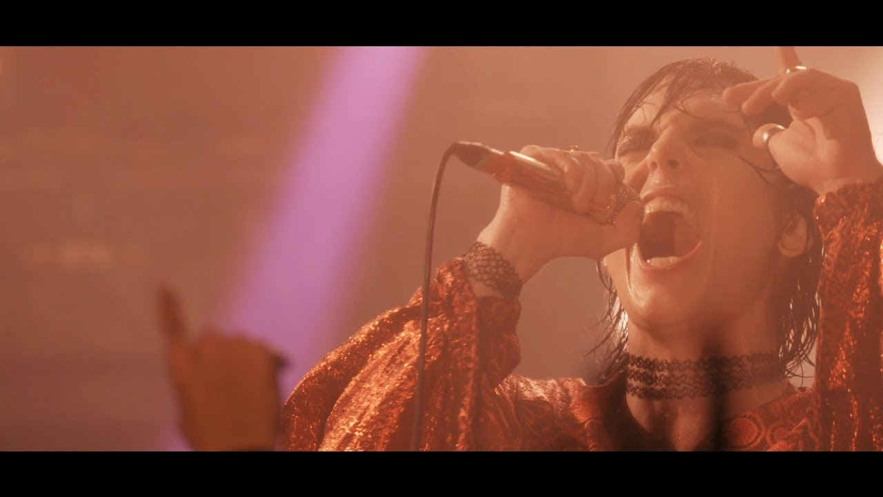 "The Struts - David Bowieカバー""Rebel Rebel""のライブ映像(Yarol Poupaud客演 Paris, France)を公開 thm Music info Clip"