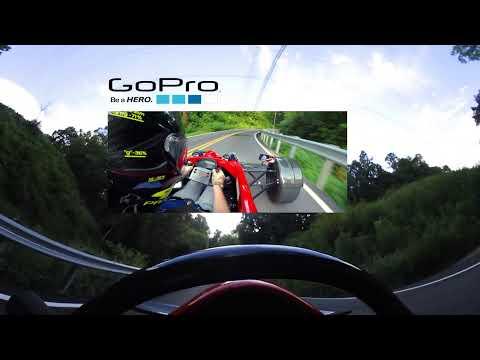 Cruising in a Scorpion P6 (360° video)