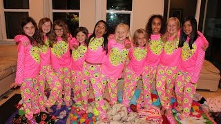 Best Ever BFF Sleepover