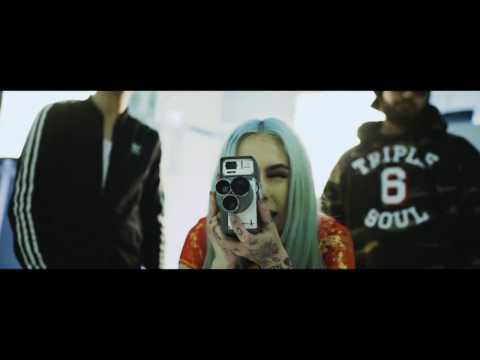 """LIL DEBBIE  feat. Moksi - """"PUSH"""" - Official Video"""