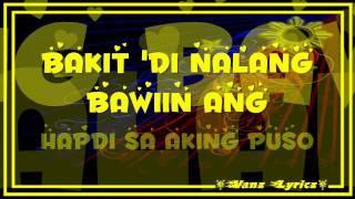 Liezel Garcia - Gisingin Ang Puso Lyrics ♥Pure Love Theme Song♥