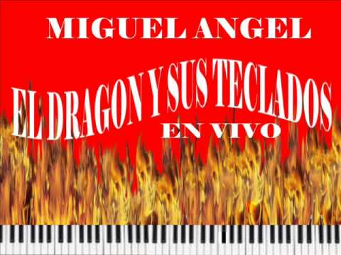 El Dragon Y Sus Teclados Popurri Duranguenze En Vivo. video
