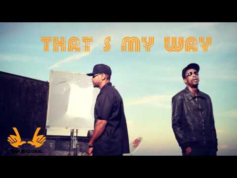 Edi Rock Ft. Seu Jorge - That's My Way (Final Version)