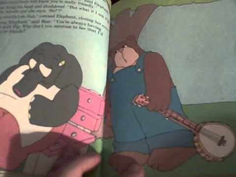 Scaredy Bear (sweet Pickles). Read By Daddy video
