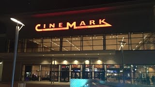 First Look at Cinemark's New Luxury Loungers