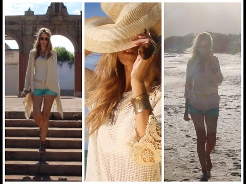Bohemian Summer LookBook
