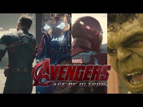 RMN: The Avengers Age Of Ultron Trailer Review/Breakdown