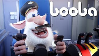 Booba - ep #29 - The Pilot ✈️ - Funny cartoons for kids - Booba ToonsTV