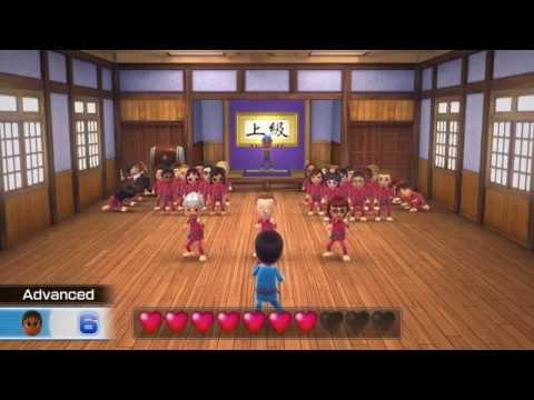 Wii Party U - Dojo Domination - Advanced