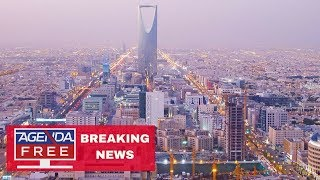Loud Explosions Reported in Riyadh, Saudi Arabia - LIVE BREAKING NEWS COVERAGE