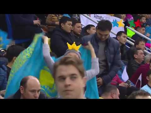 Обзор матча Казахстан-Швеция (Winter Universiade 2017)