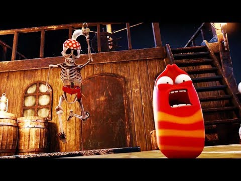LARVA | THE DEAD ISLAND TRAILER | ONLY ON NETFLIX | LARVA Official