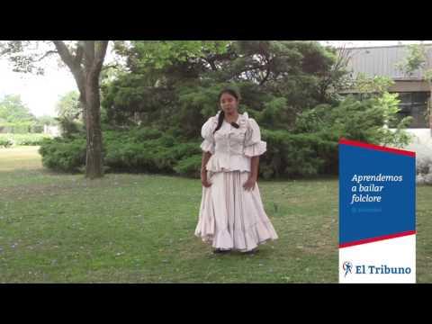 Aprendemos a bailar folclore: el zapateo y el zarandeo
