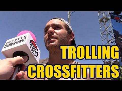 Trolling Crossfitters