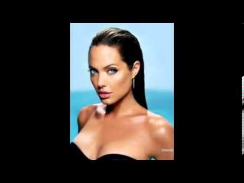 Exclusive!angelina Jolie ! Sexyphoto's video