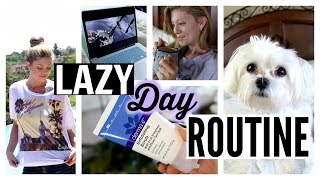 LAZY DAY ROUTINE