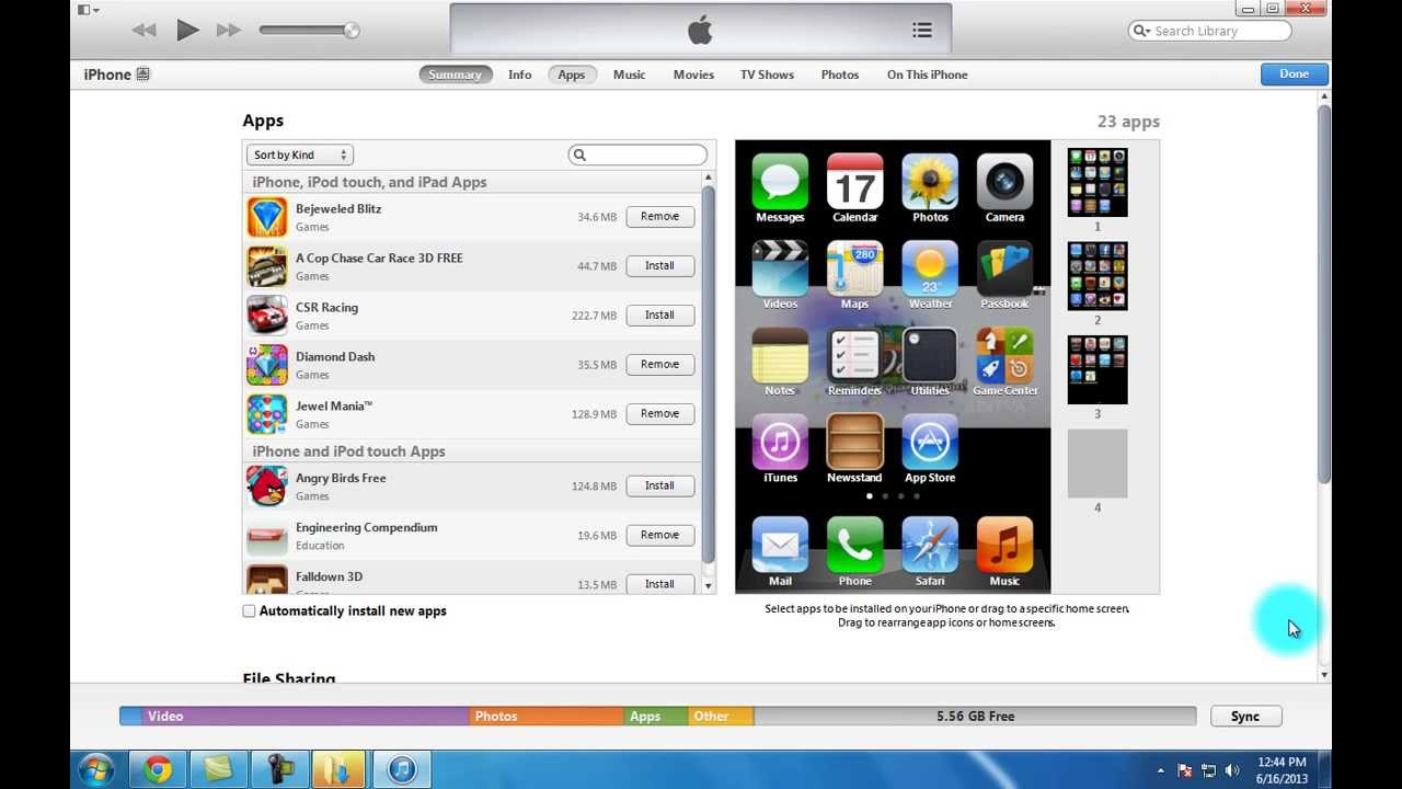 free download itunes 11 for iphon 4s