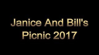 Janice And Bill's Picnic 2017 'Bump Bounce Boogie '  Video 8