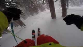 Ajax to Alta- 2k14 GoPro Ski Compilation (Ron Ellerbeck)