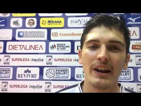 """Milano-Molfetta 0-3 Spirito: """"Continuiamo così"""""""