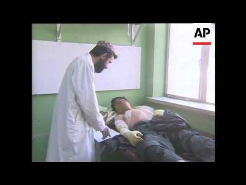 Damage Caused By 4 Weeks Of US Bombing On City Of Kandahar, Mullah Omar's Spokesman,Says Bombing Has