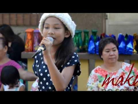 Great Pinay sings Isang Lahi by Regine Velasquez (Philippines)